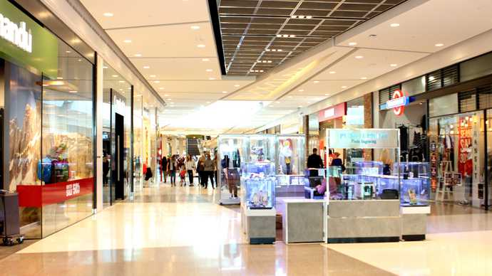 Cockburn Shops Interior